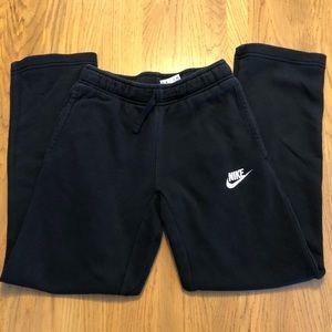 NIKE boy's sweat pants size M